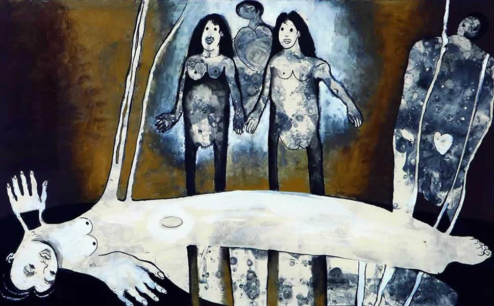 wij en de mannen onzer dromen en de draden die ons aan hen binden - 1970